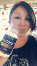 Tara-Calotren-safe-weight-loss-calotren-selfie